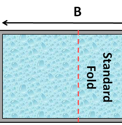 11 Rectangle Spa STND Fold