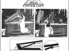 The Ideal Cover Lifter