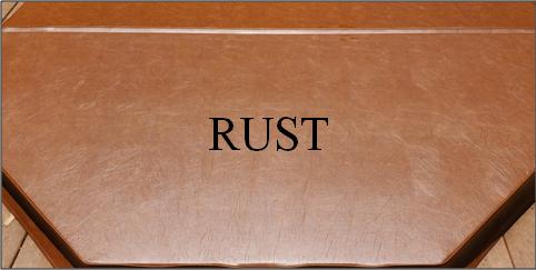 Rust Swatch