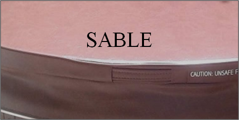 Sable Swatch