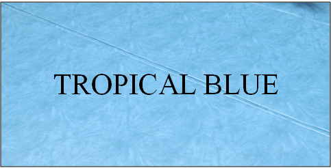 Tropical Blue Swatch